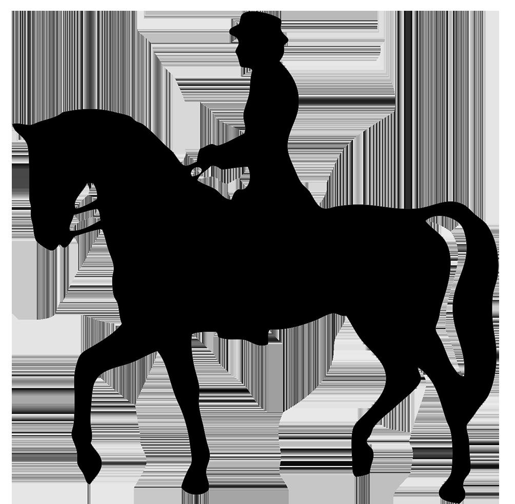 Horse clipart elegant. Clip art silhouette at