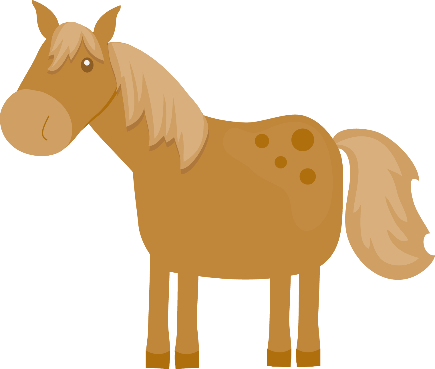 Free download best on. Clipart horse cute