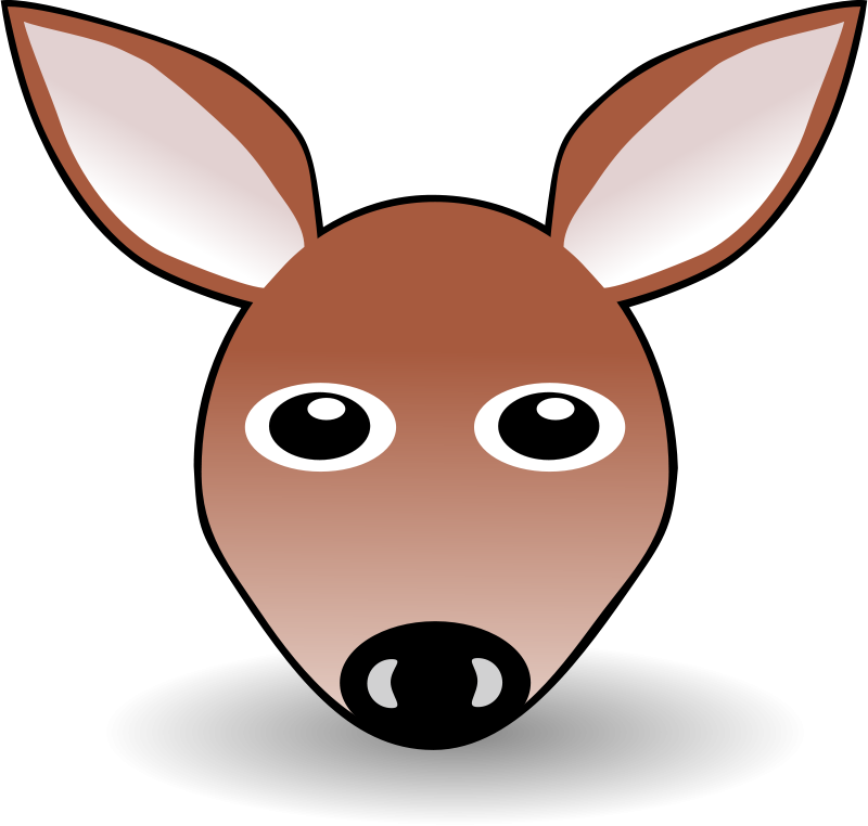 Deer clipart ear.  collection of high