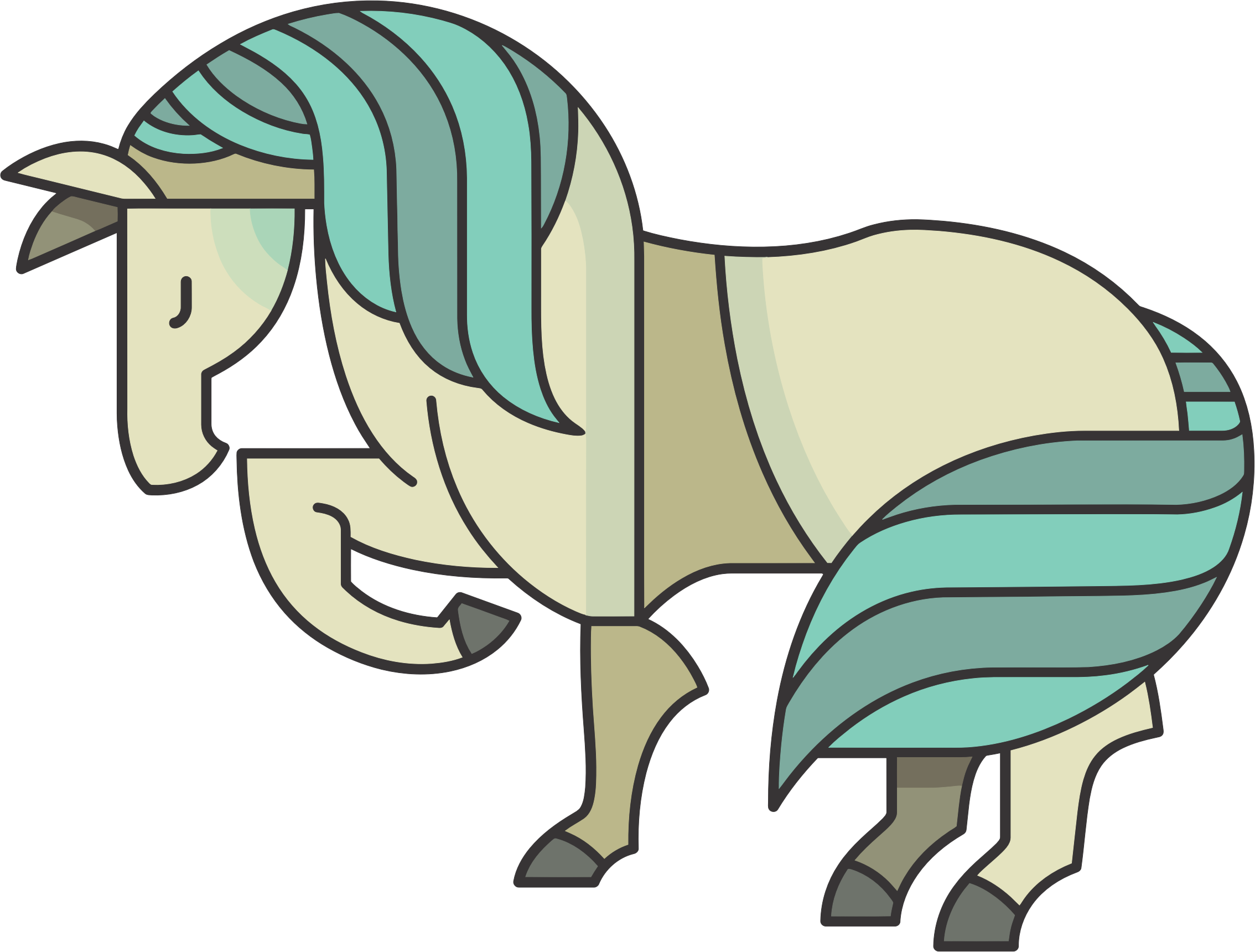 Clipart horse equine. At getdrawings com free