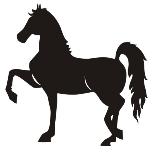 Free images of horses. Clipart horse equine