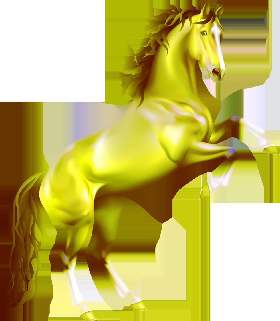 Clipart horse foal. Arabian mustang stallion rearing