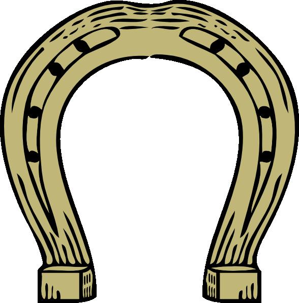 Horseshoe clipart printable. Clip art at clker