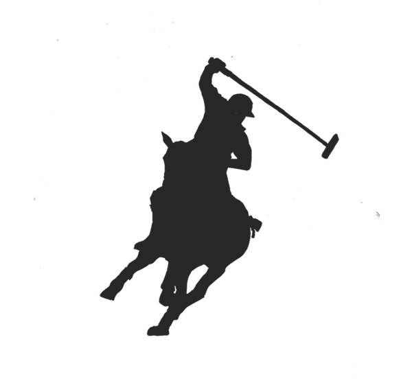 Silhouette at getdrawings com. Clipart horse polo