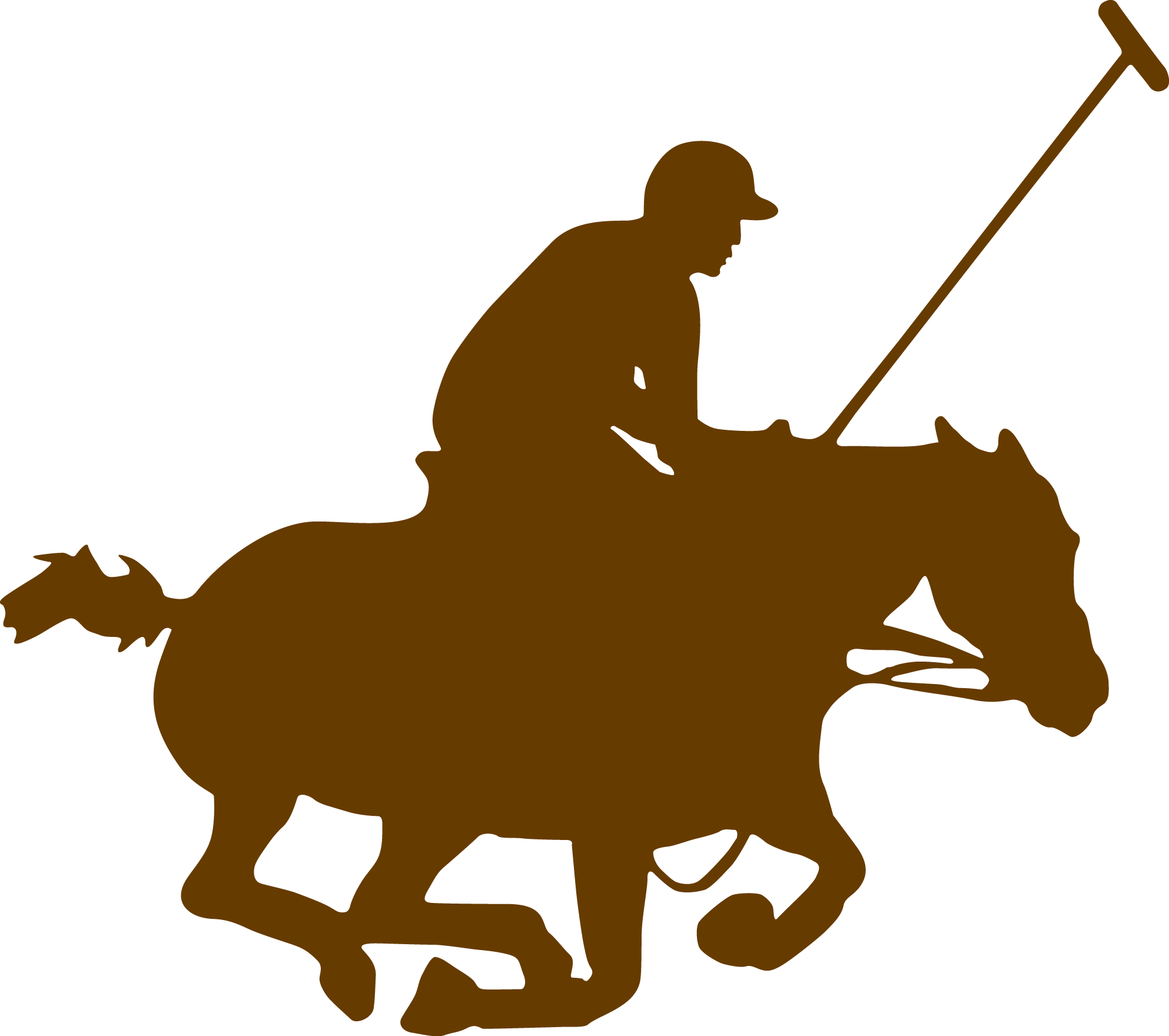 Polo silhouette at getdrawings. Mlk clipart vector