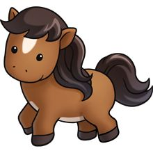Images clip art library. Clipart horse pony
