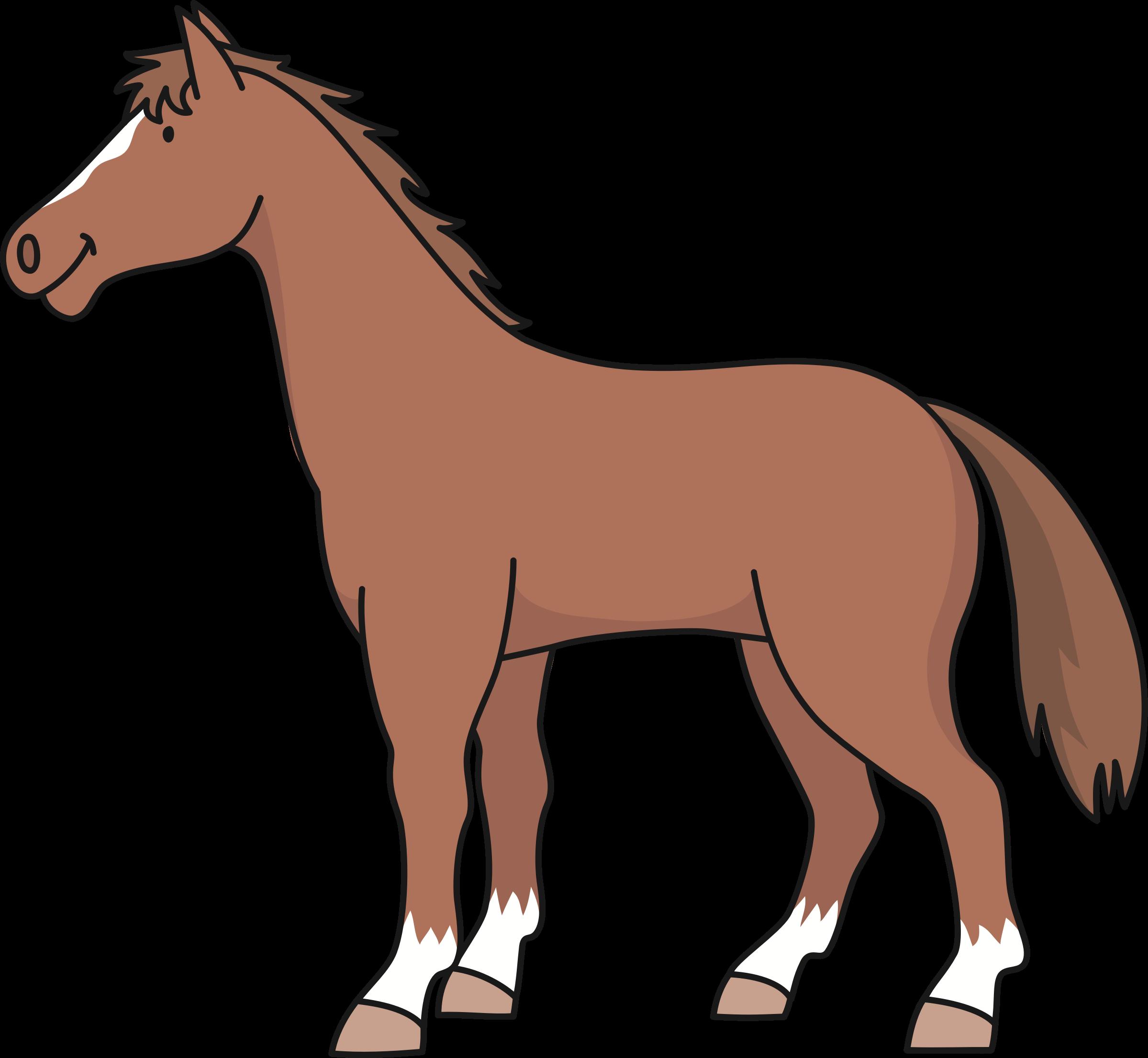 Clipart Horse Pretty Horse Clipart Horse Pretty Horse Transparent Free For Download On Webstockreview 2020