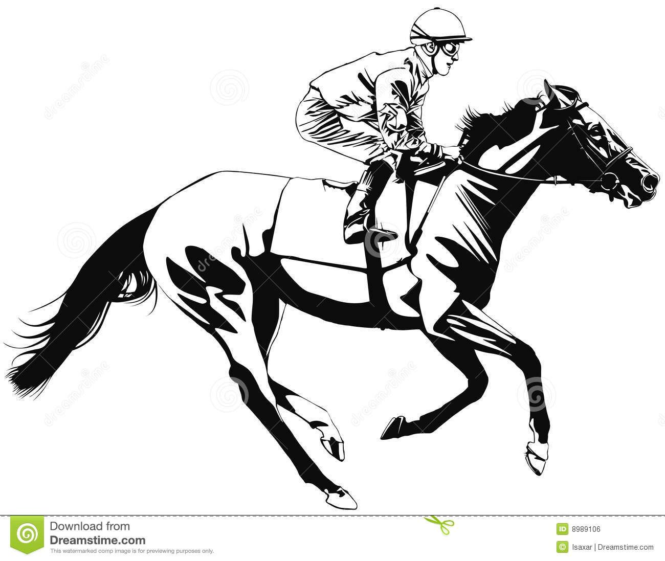 Horse clipart race horse. Pin on bc night