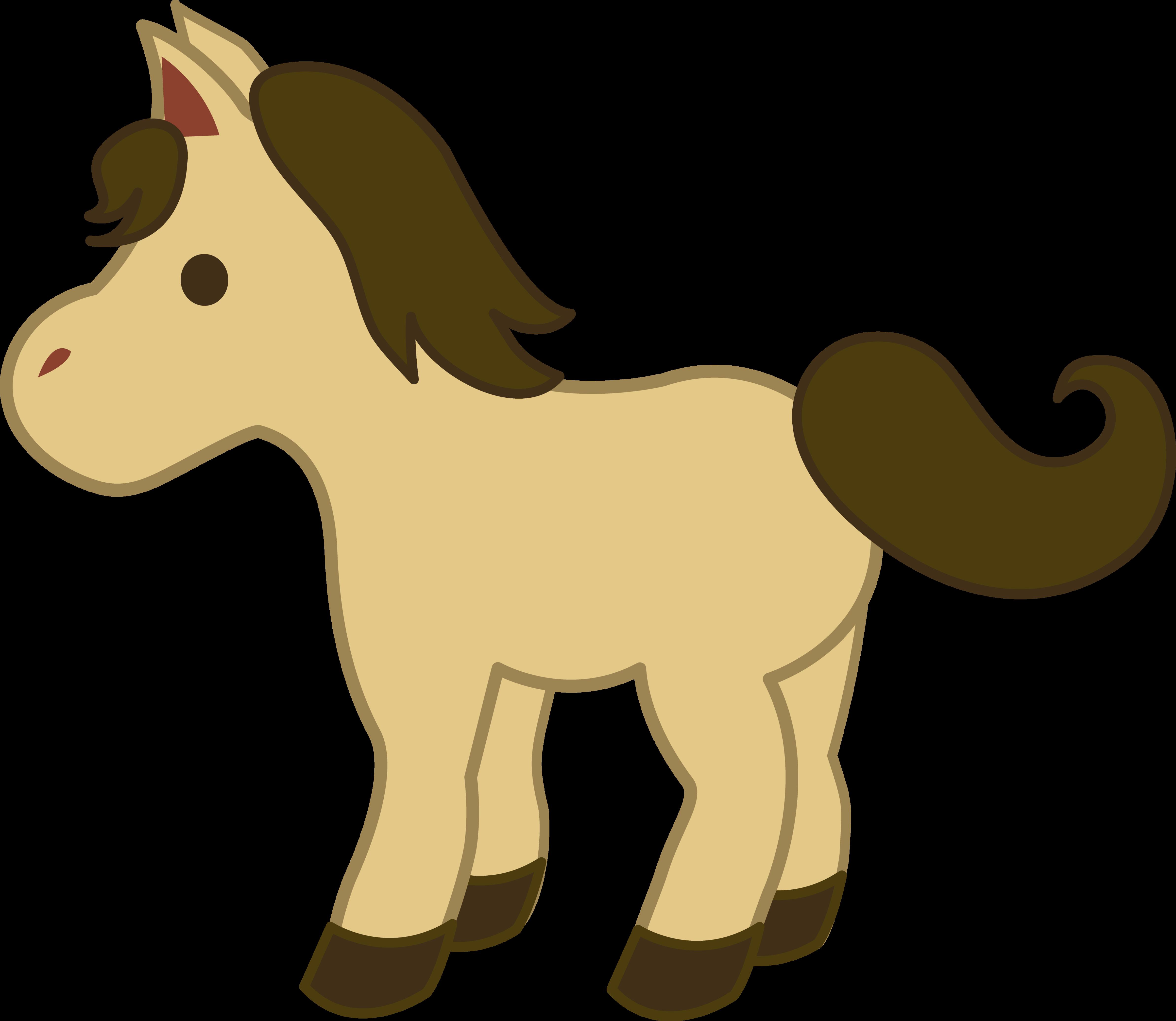 horses clipart family