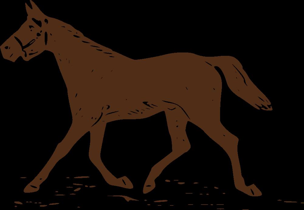 Onlinelabels clip art trotting. Clipart horse trot
