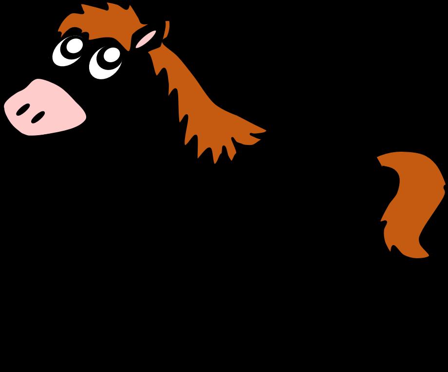 Clipart horse vector. Farm animals free download