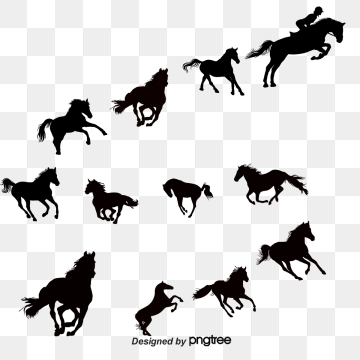 Clipart horse vector. Graphic resources for free