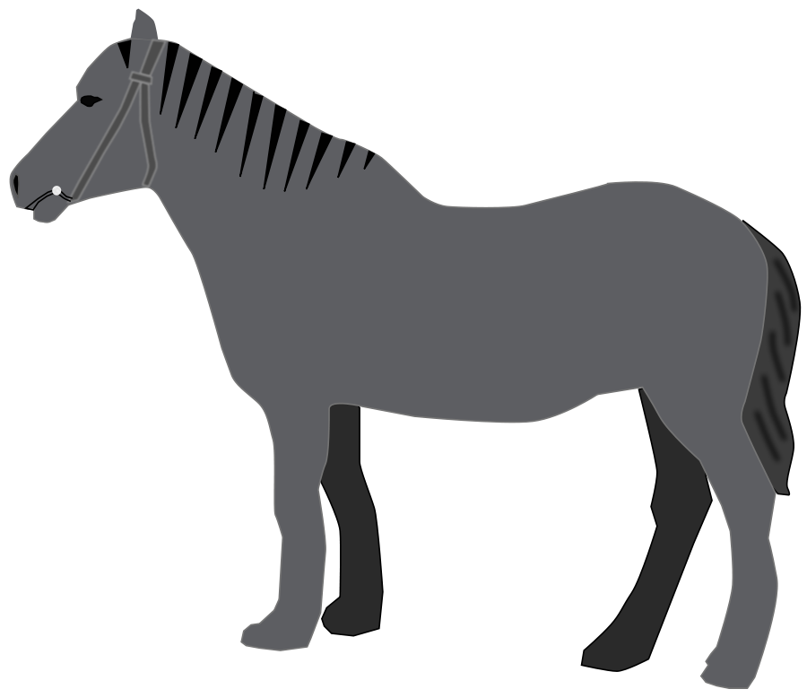 Clipart horse vector. Free riding download clip