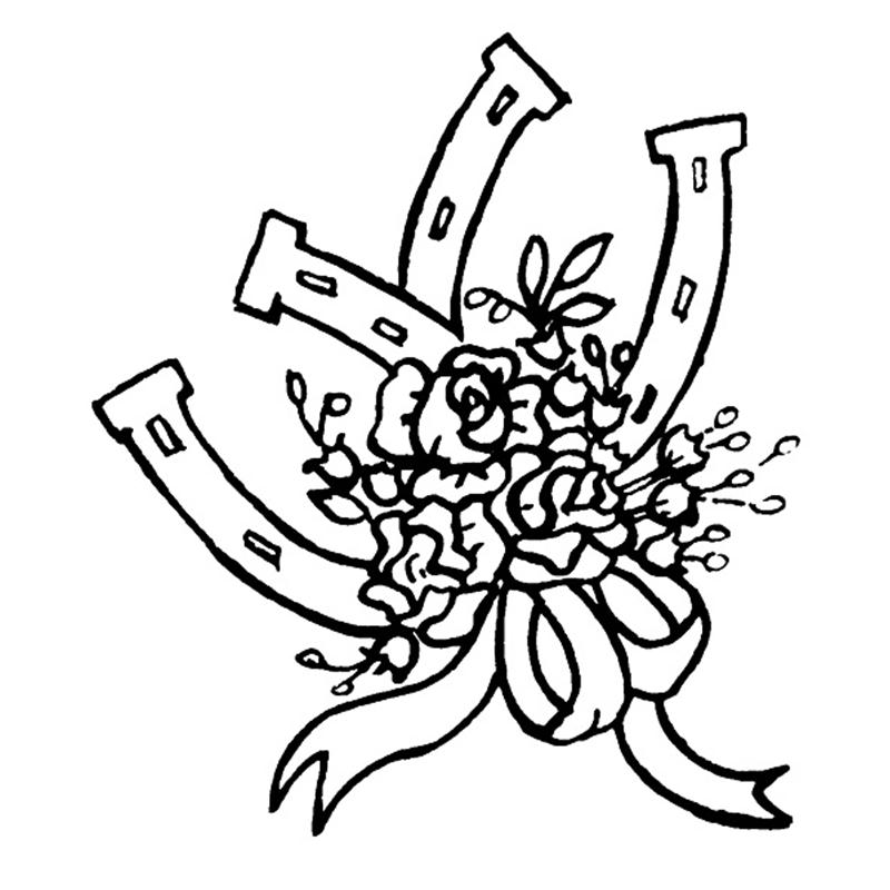 Horse clipart wedding. Free cliparts download clip