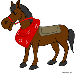 Cowgirl clipart horseshoe. Free western cowboy horse