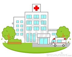 Clipart hospital. Clip art images free