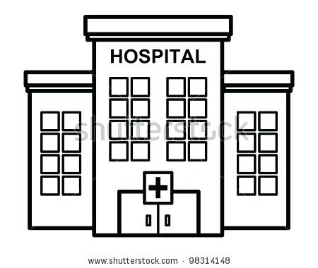 Clipart hospital. Huge collection of building