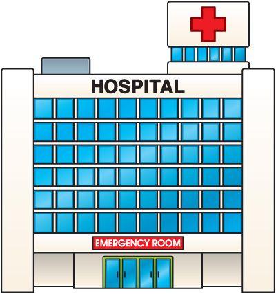 Hospital clipart. Clip art images panda