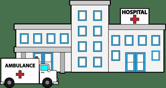 Cilpart sensational ideas centre. Clipart hospital
