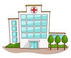 Clipart hospital. Cilpart beautiful ideas fix