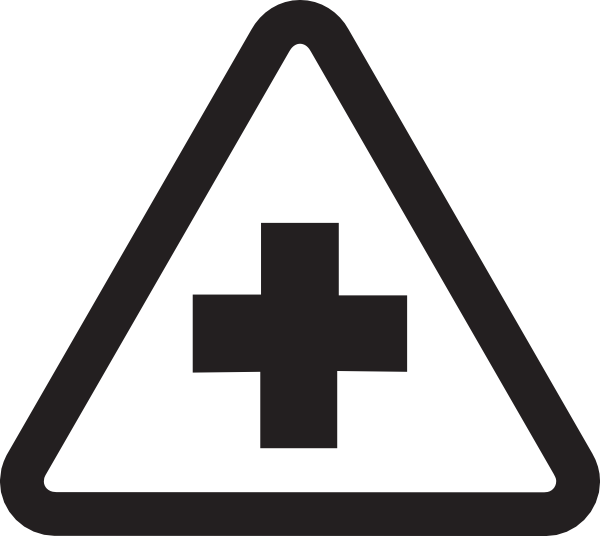 Hospital clipart vector. Do not use in