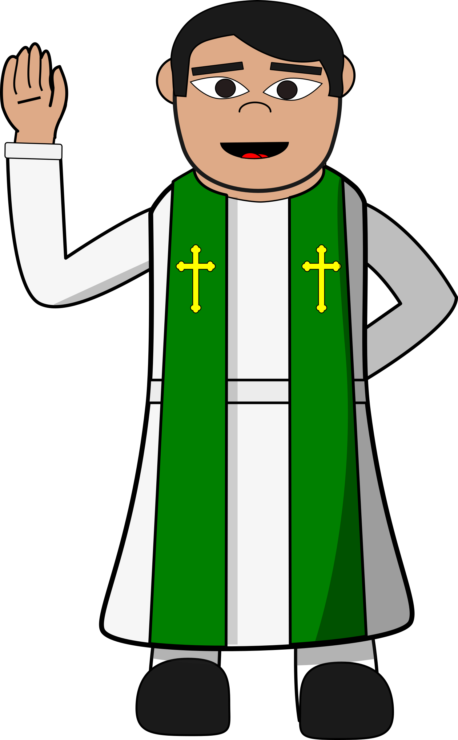 Pastor clipart chaplain. New appointment fr thi