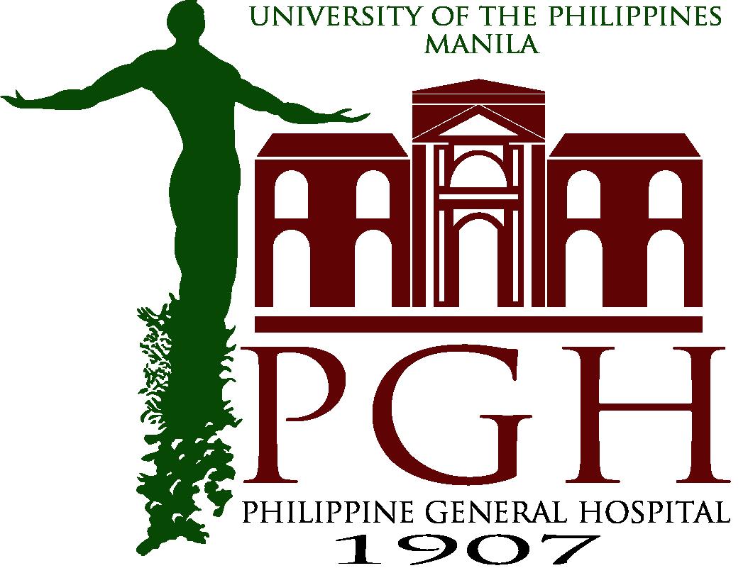 Philippine general hospital logo. Diploma clipart residency