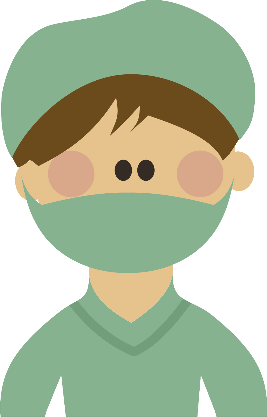 doctor clipart character