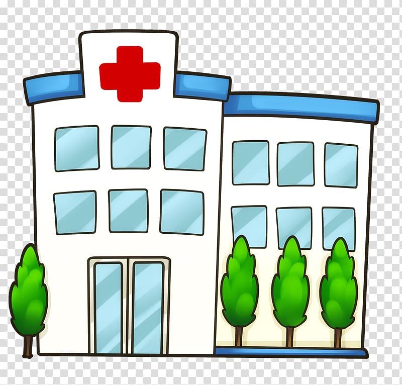 Cartoon medicine transparent . Hospital clipart comic