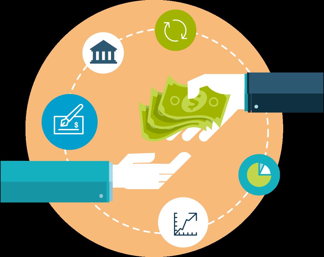 Loan management system cloveebiz. Important clipart startup