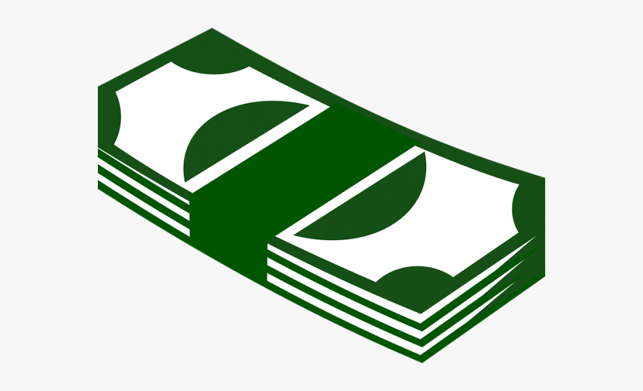 Stack of . Hospital clipart money