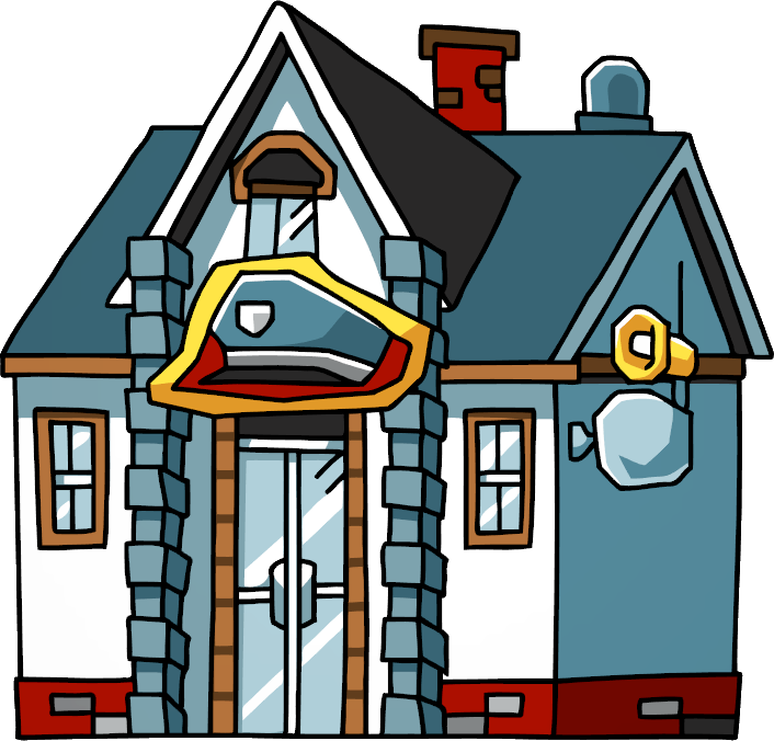 Scribblenauts wiki fandom powered. Clipart hospital police station
