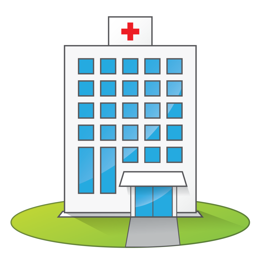 Hospital clipart private hospital. St augustine medical services