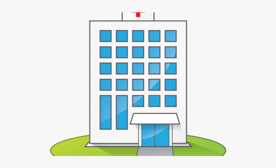 Building . Hospital clipart private hospital