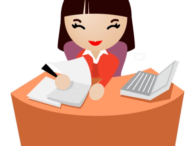 Working clipart secretary. Inbox cliparts free download