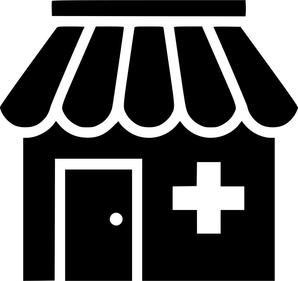 Pharmacy clinic hospital store. Drugs clipart prohibited drug