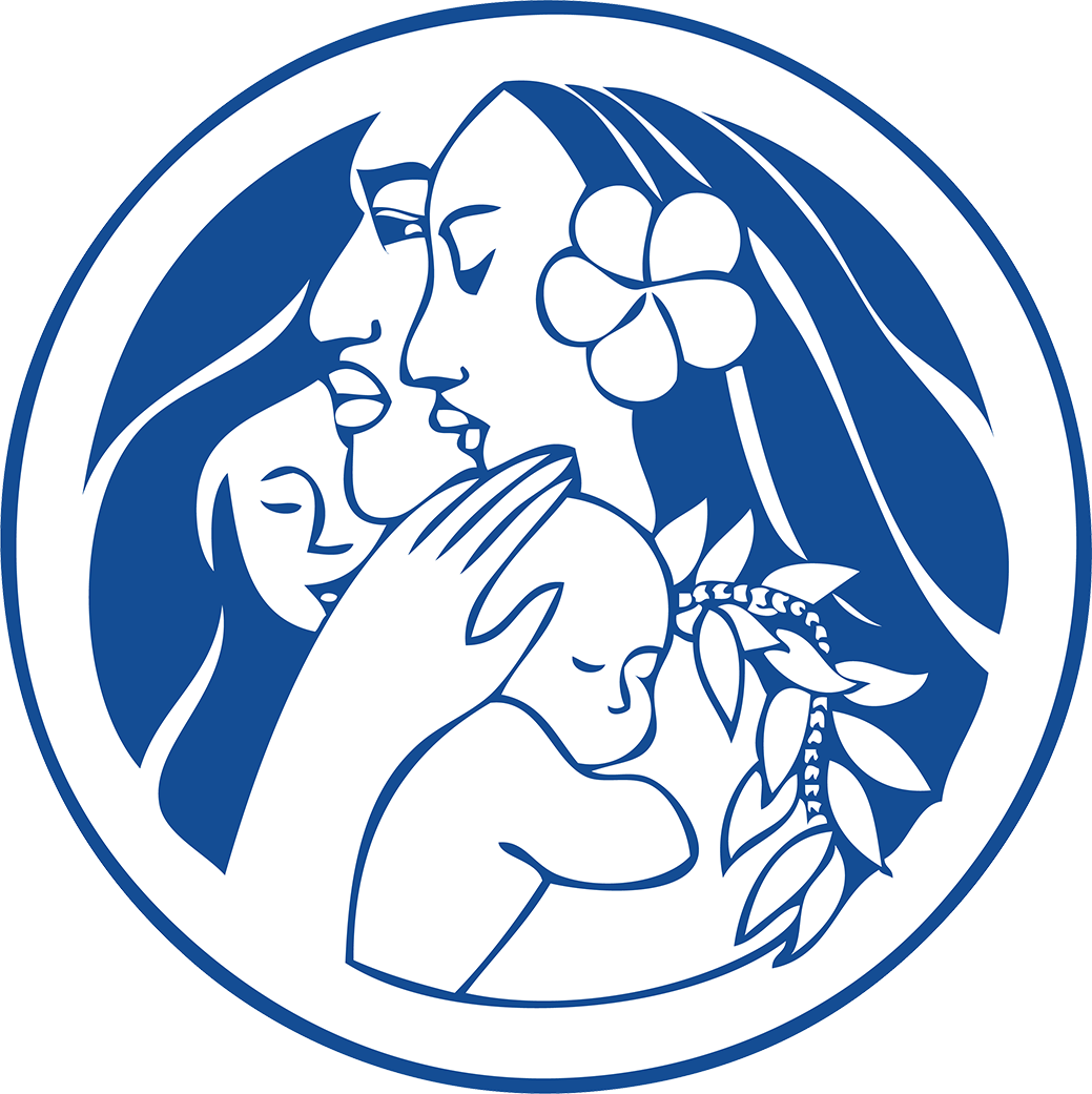 Pacific biosciences research center. Queen clipart logo