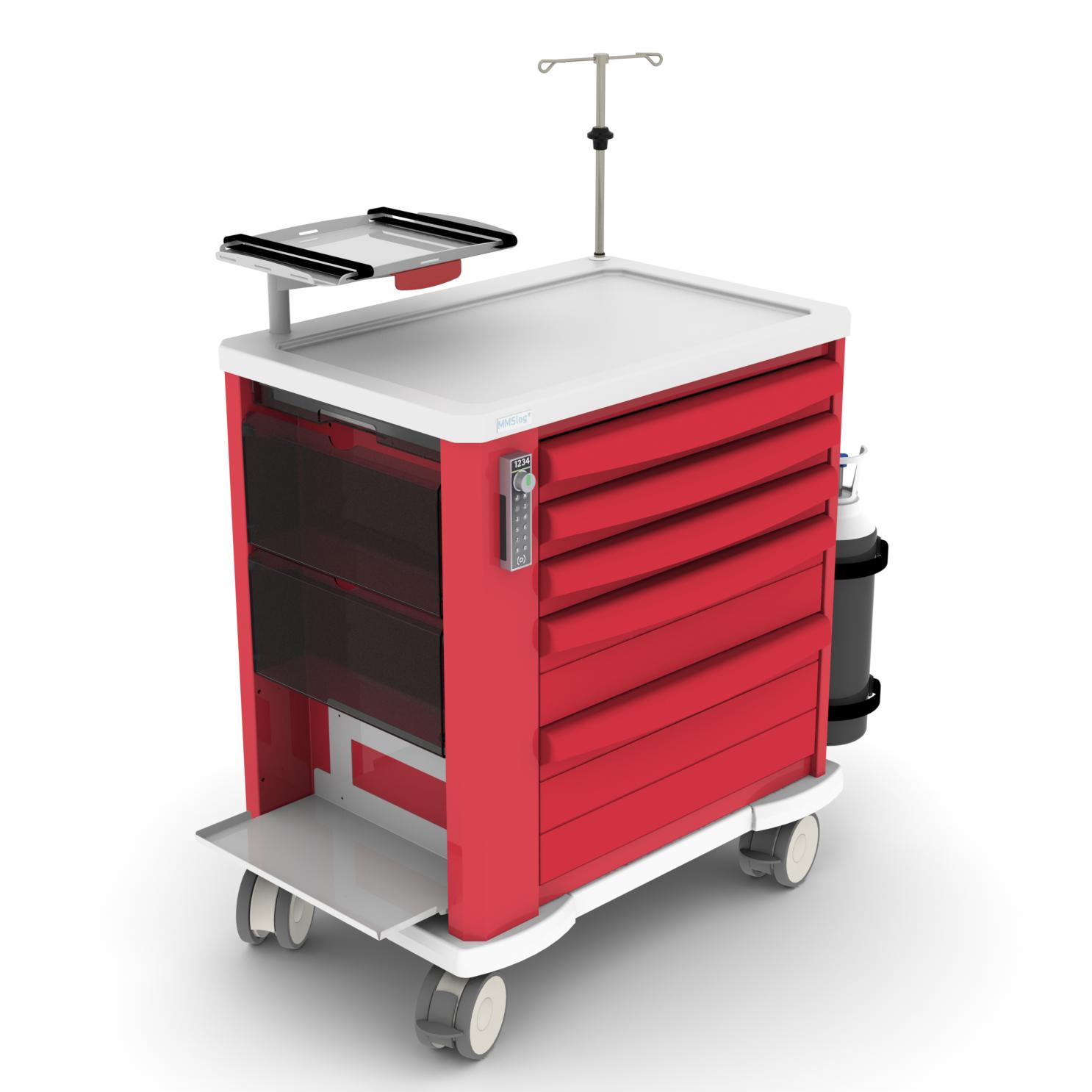 Hospital clipart cart. Multifunctional trolley modular storage