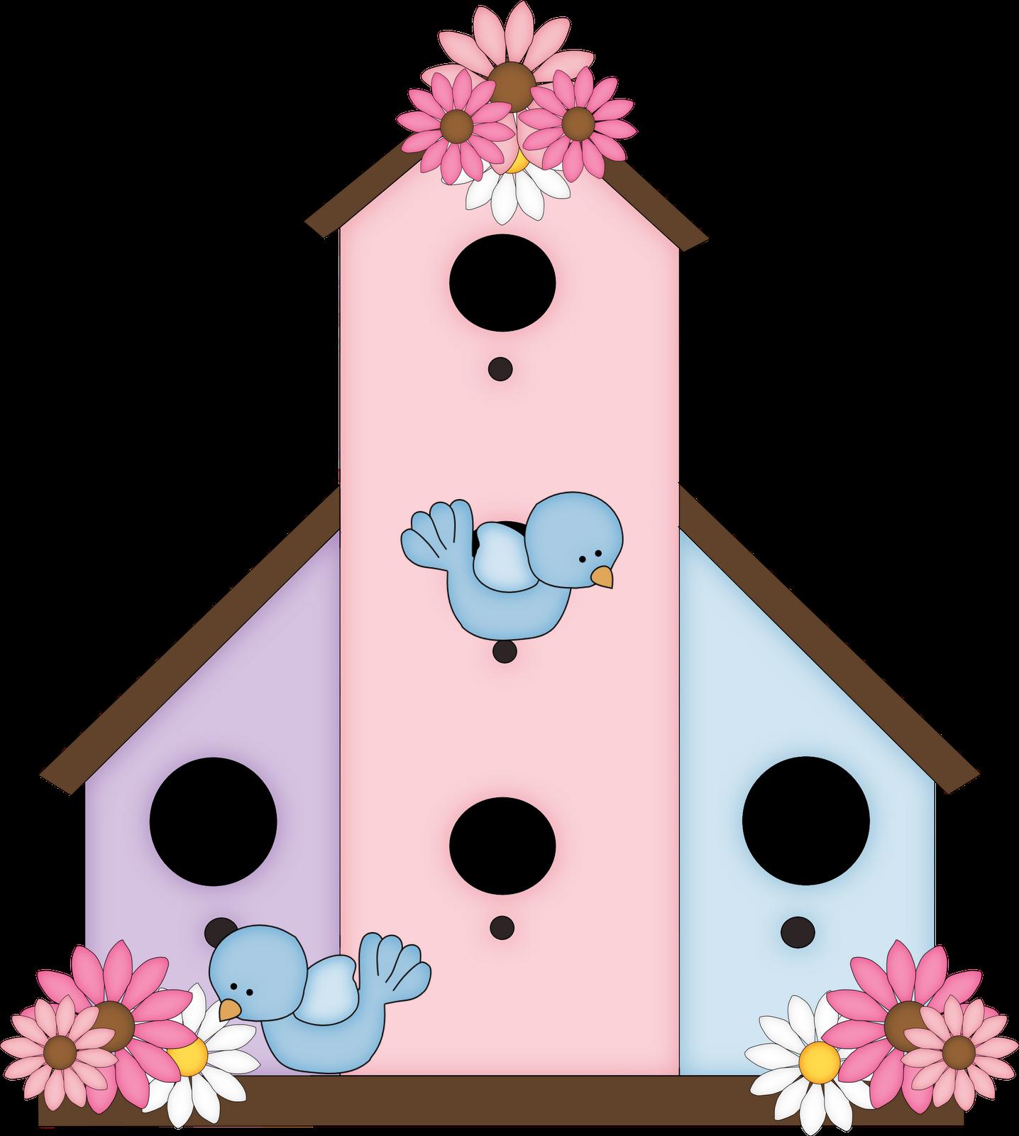 Houses clipart birds. Bird house template