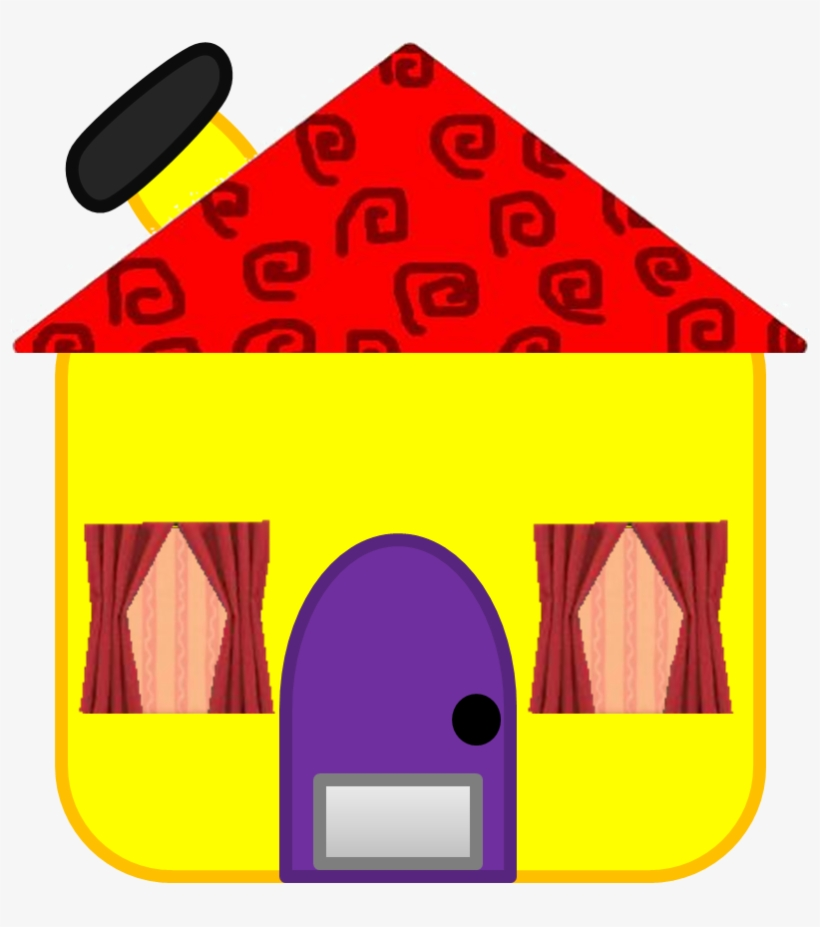 clipart houses blue's clue