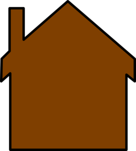 Houses clipart brown. Free house cliparts download