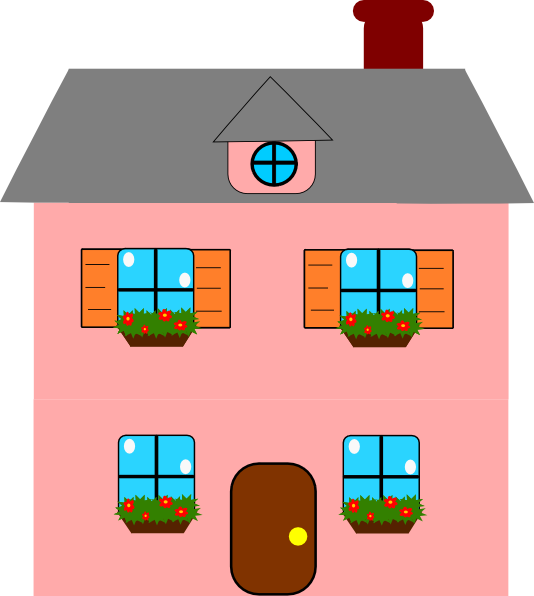 Clipart houses vector. Doll house ecstatic wallpapers