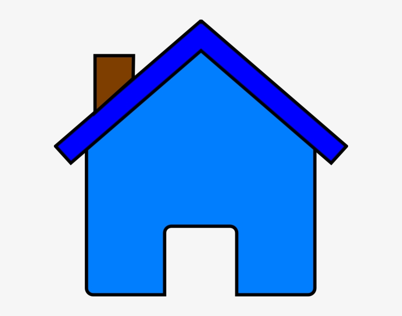 watercolor houses clip. House clipart colored