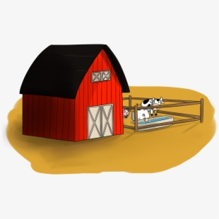 Cows clipart barn. Cow make websites using