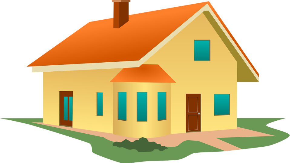 Home clipart residence.  collection of transparent