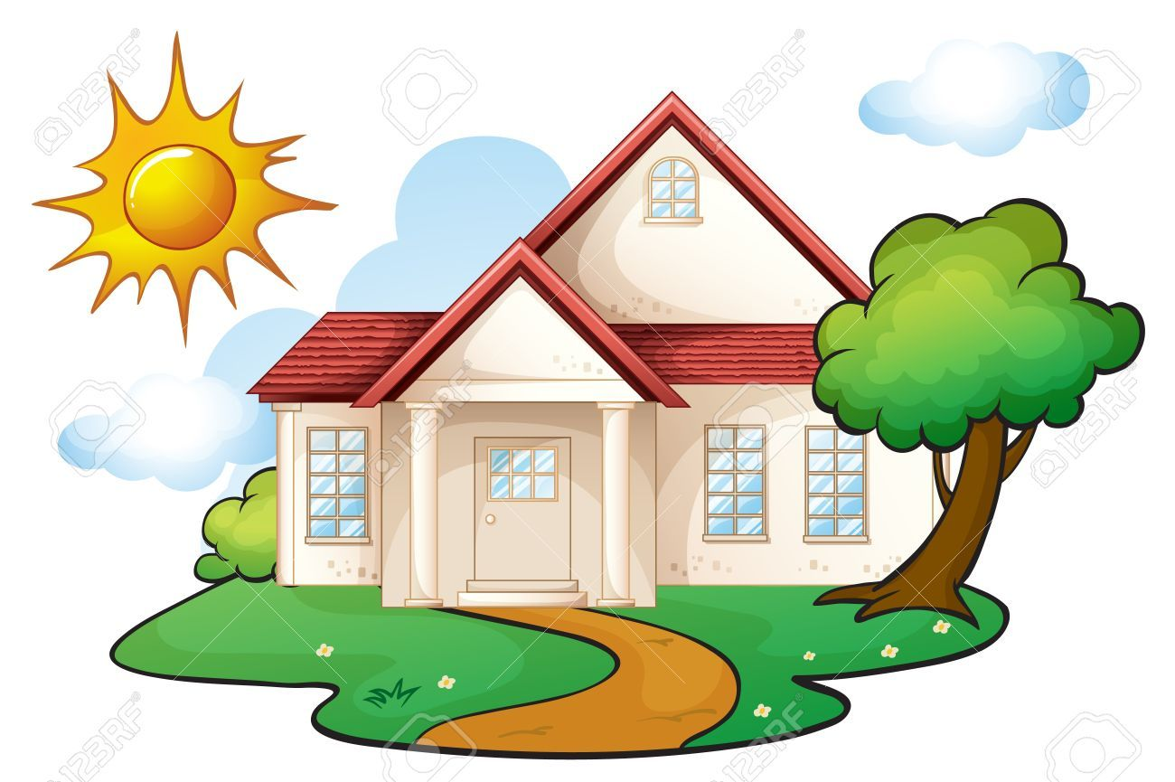House clipart dream house. Related image ani school