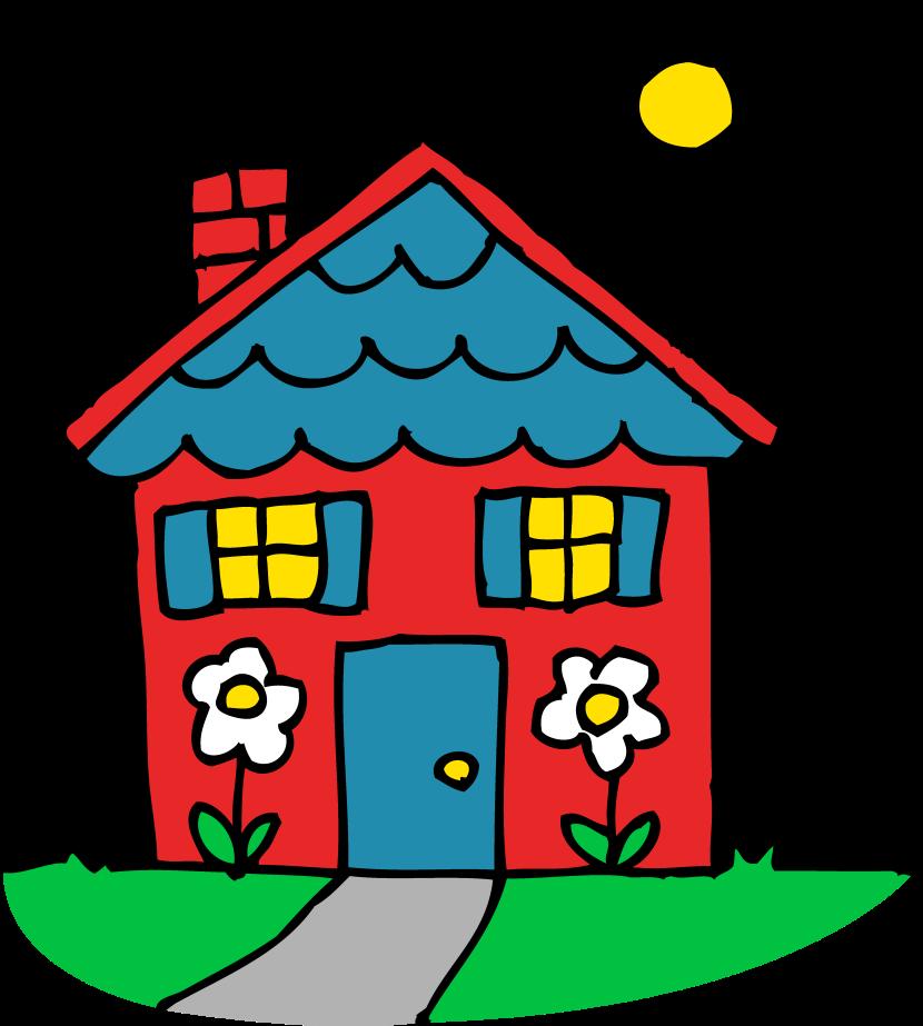 Neighborhood clipart 4 house. Life update i lost