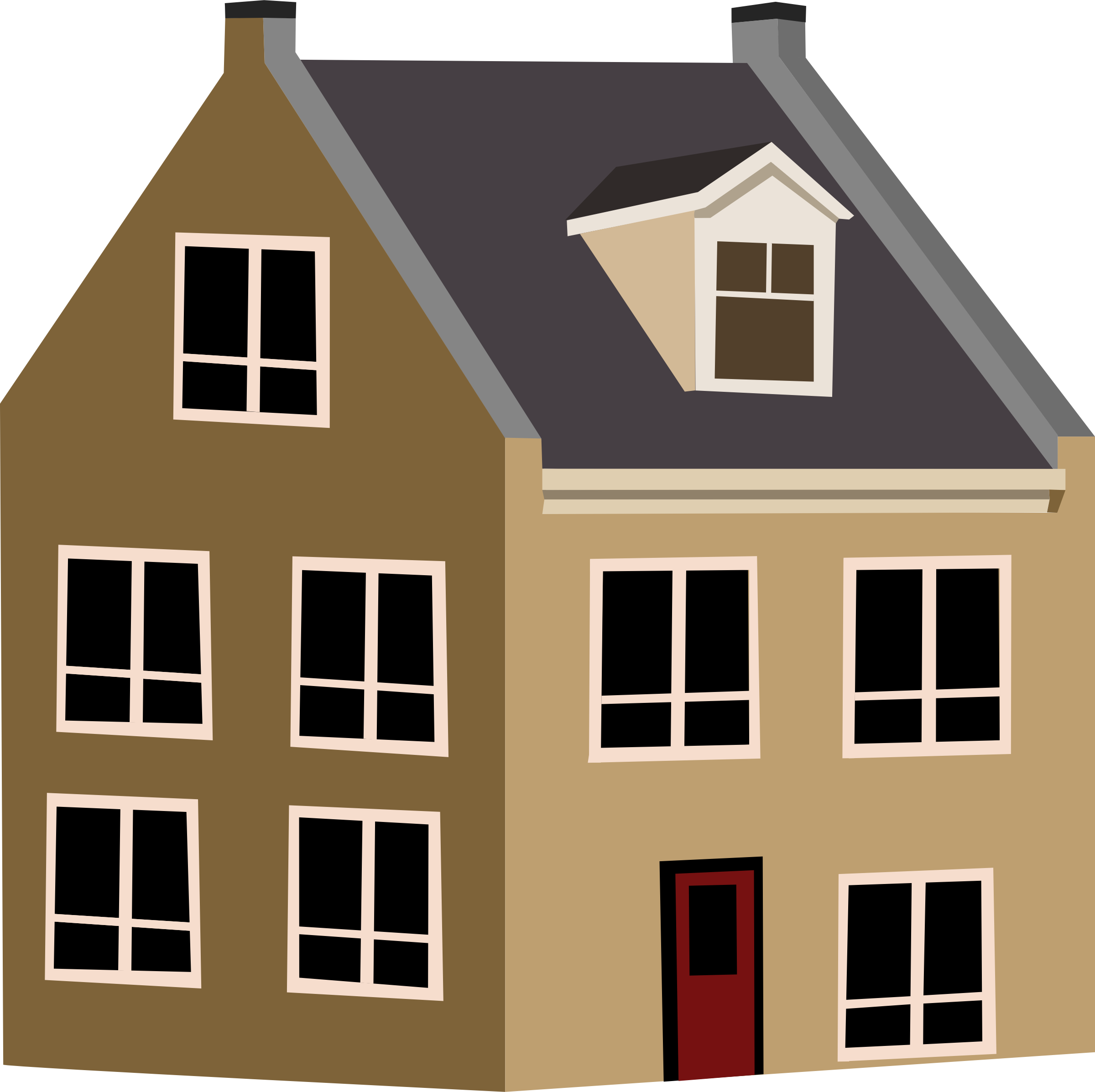 collection of a. Financial clipart property