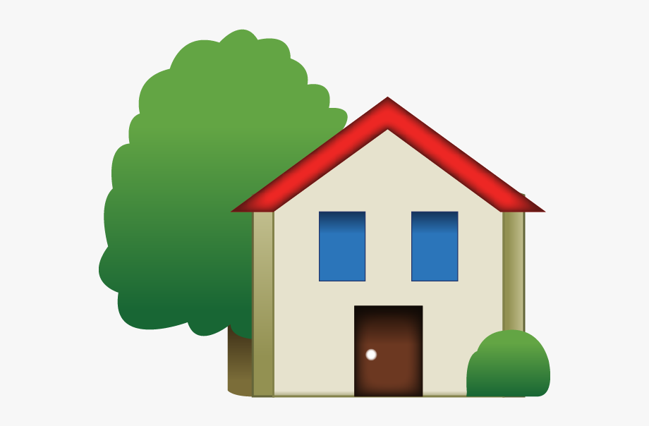 Download house with png. Clipart houses emoji