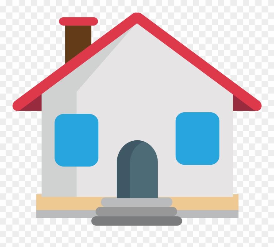 Clipart houses emoji. Home png house transparent
